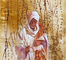 'Desert Wanderer' by Pauline Adair