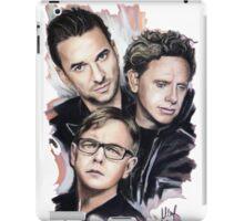 Depeche  iPad Case/Skin