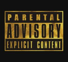 Explicit Content. GOLD VERSION by baygonwarrior