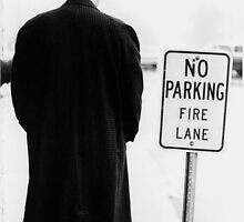 No Parking by Lynn  Gettman