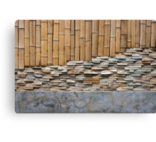 wall background 1 Canvas Print