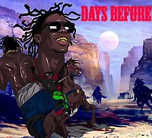 Days Before The Rodeo by LouisCera