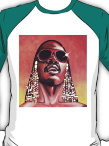 - Stevie Wonder - T-Shirt