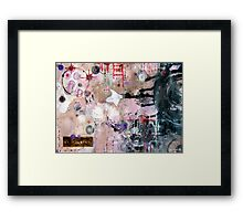Ghost in the Machine Framed Print