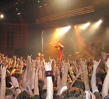 Papa Roach Capture The Crowd by Richard Durrant