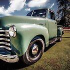 '52 in Green by Steve Walser