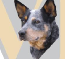6 RAR Battalion Mascot Roman Numerals Anzac 2015 Sticker