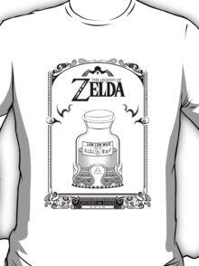 Zelda legend Lon lon Milk T-Shirt