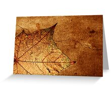 Today Everything Changes Greeting Card