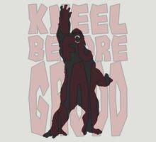 Kneel Before Grodd - The Flash by Ebonrook