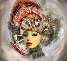 Gaia Series #1 by benjaminhodson