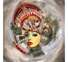Gaia Series #1 Photographic Print