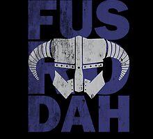 fus ro dah by parthclancy