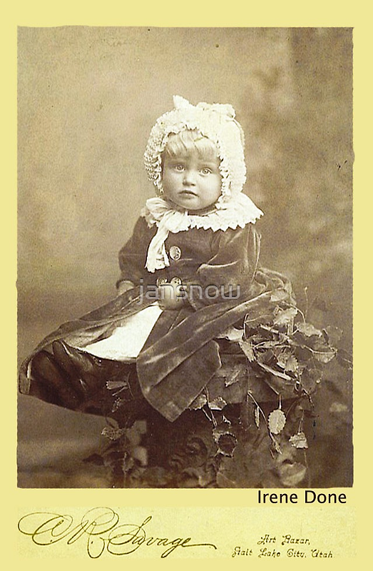 Ancester photo from late 1800's by jansnow