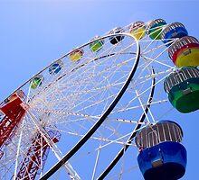 Ferris Wheel  by sylime