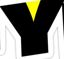 EYE by RADIOBOY Sticker