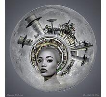 Gaia Series #6 Photographic Print