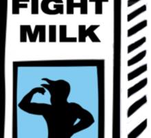 Fight Milk - Always Sunny In Philadelphia Sticker