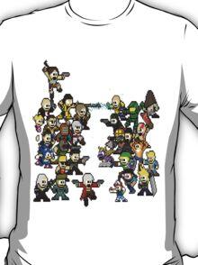 Epic 8 bit Battle! T-Shirt