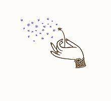 Persian hand making a wish by bryankring