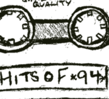 Hits of 94 Sticker
