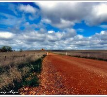 back track to Cooma by DANNY HAYES