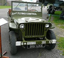 "USAAF Jeep ""Flying Control""  by Woodie"