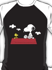 Snoopy and Woodstock Love T-Shirt