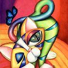 Butba Kitty by Alma Lee