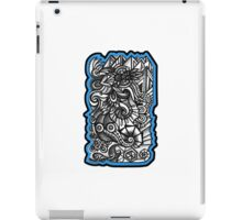 Design 012s1 - by Kit Clock iPad Case/Skin