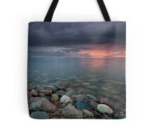 Sunrise St Ann's Bay Cape Breton Tote Bag