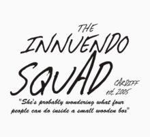 The Innuendo Squad - Est. 2005 Kids Clothes