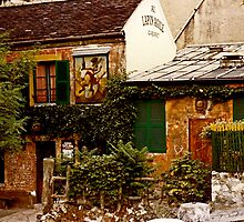 My Paris-Le Lapin Agile by © Janis Zroback
