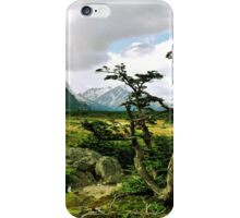 Patagonian Landscape iPhone Case/Skin