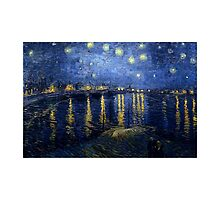 Starry Night Over The Rhone by AmazingMart
