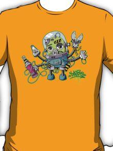 Graffiti robot T-Shirt