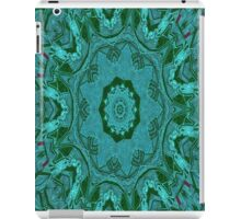 Teal Spire iPad Case/Skin