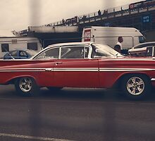 1959 Chevy Impala by Anna Laviola Milo