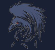 Spirit Guide - Raven by japu