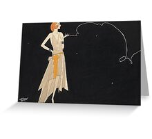 Where There's Smoke There's Fire Greeting Card