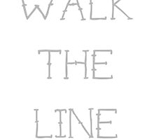 Walk The Line by Jeff Newell