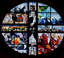 Stained Glass Art by phil decocco