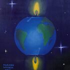 Planet earth candle. by Markku Laitinen