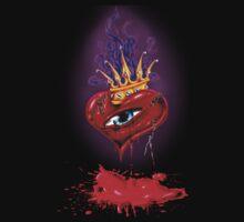 """King of Sorrow"" 2 by ArtByJuan"