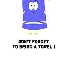 Towelie by Zhoen
