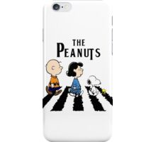 Peanuts Beatles iPhone Case/Skin