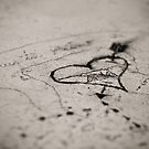 Table Graffiti by Kimberly Johnson