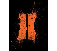 BlackOps 2: Splatter Photographic Print