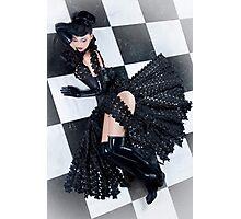 Chessboard - latex Photographic Print