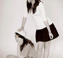 Olivia & Eleni by Rosina  Lamberti